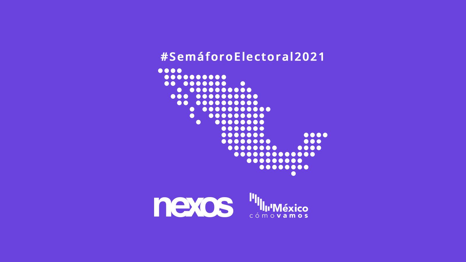 #SemáforoElectoral2021